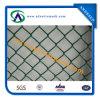 Fábrica revestida galvanizada do ISO de China da cerca da ligação Chain do PVC da cerca da ligação Chain