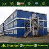 Taller modular de Prafabricated para Angola