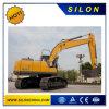 油圧クローラー掘削機の重機(Xe215cll)