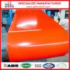 Enroulement en acier enduit par couleur d'ASTM A653