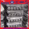 Lingotes puros aluminio, Al (minuto) 99.7% de la aleación de aluminio de China - Al de aluminio de China (minuto) 99.7%, lingote de aluminio 99.7 de la alta calidad