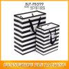昇進のギフト用の箱のシマウマプリント小型ギフト袋Blf-Pb308