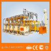 Máquina do moinho de farinha de 50 de Tpd do trigo de farinha do moinho máquinas/milho
