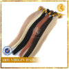 Extensão do cabelo humano do prego (45)