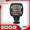 Lifespan 긴 LED 72W 크리 말 Mini Work Light 6720lm Mechanic Work Light