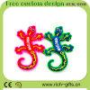 Regali del magnete del frigorifero del PVC dei prodotti del ricordo della Spagna Geckotourists (RC-TS14))
