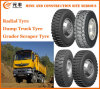 Radial OTR Tire, Industral Tire, Mining Loader Tire