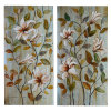 Buntes Flower Painting für Home Decor, Two Picture (LH-069000)