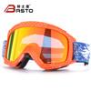 Bon fournisseur de PC de cristallin de lunettes duelles de Snowbording