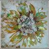 Pittura moderna del fiore di arte della parete bella grande (LH-005000)