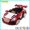 Kind-Fahrt auf elektrisches Spielzeug-Auto, RC Auto, batteriebetrieben