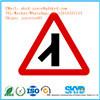 Знаки безопасности Coroplast треугольника подписывают пластичные знаки уличного движения