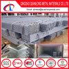 Schwarzes strukturelles Fluss-Stahl-Winkel-Haupteisen für Gebäude