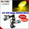 専門のXenon HID Bulb 3000k Golden Color H1、H3、H7、H8、H9、H11、9005、9006、800、881