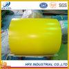 A cor do material de construção revestiu a bobina de aço PPGI
