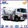 Hochleistungsbetonmischer-LKW der Qualitäts-9m3 12m3 6X4 mit LHD oder Rhd Laufwerk