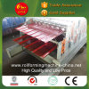 Double couche Tile Making Machine pour Different Dovetail Panels