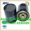 Rotatie op de Filter Me035393 van de Diesel voor Motor van een auto