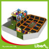 Liben Kids Factory Indoor Trampoline Elastica Bed con Indoor Playground