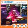 중국 공급자 Yestech 크리스마스 나무 모양 발광 다이오드 표시 스크린