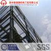 De largo/edificio prefabricado corto del almacén de la estructura de acero del palmo