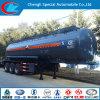 Тележка поставки хлористо-водородная кислоты трейлера хорошего качества жидкостная химически