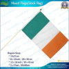 Ireland Hand Flag com Wooden Stick (NF01F02025)