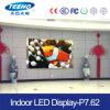2015 el panel de interior estupendo de la luz P7.62 LED de la venta caliente