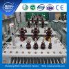 Normes S13, transformateur immergé dans l'huile d'IEC/ANSI de distribution du plein cachetage 6.3kv triphasé