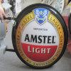 Zeichen des Wand-Montierungs-runde Bier-LED