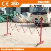 Barricade en acier de contrôle de foule en métal de sécurité routière