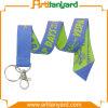 Kundenspezifische Sublimation-Polyester gesponnene Abzuglinie
