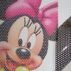 Perforated пленка зрения графиков полного цвета односторонняя
