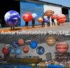 Balai en PVC imprimé Balai gonflable pour planète Ballons pour décorations