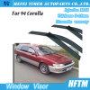 Het nieuwe Vizier van de Deur van de Vorm van de Injectie van de Toebehoren van de Auto voor de Bloemkroon van 94 Toyota