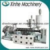 la chaîne de production de pipe de HDPE d'approvisionnement en eau de Jumeau-Vis de 16-63mm HDPE siffle la ligne d'extrusion