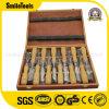 зубило Woodworking 12PCS установило с пакетом деревянной коробки