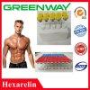 Bodybuilding Hexarelin de la hormona del péptido para el edificio del músculo