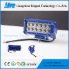 Lampada luminosa eccellente del lavoro del punto della barra chiara 36W dell'automobile del LED