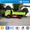 판매를 위한 주문을 받아서 만들어진 Dongfeng 4*2 소형 덤프 트럭