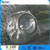 Éclairage solaire de résine avec du matériau et 3 PCS DEL blanche de résine