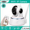 Câmera sem fio dobro do IP do P2p PTZ da antena com deteção do movimento