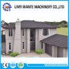 高品質の建築材料の石の上塗を施してある金属のローマの屋根瓦