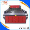 100W de Router van de laser met de Lijst van het Werk van de Strook van het Metaal (JM-1625T)
