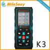 метр расстояния лазера IP 65 200m с передачей радиотелеграфа Bluetooth