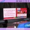 La publicité P4 multicolore d'intérieur d'étalage de panneau de signe de DEL