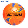 Concevez votre propre balle de football colorée à l'éponge en PVC