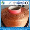 Eingetauchtes Polyester-weiches Netzkabel 1100dtex /12X3