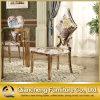호텔 가구 새로운 디자인 로즈 황금 스테인리스 의자
