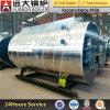 Caldeira despedida /Gas horizontal industrial do alimento do vapor da saída do petróleo de Wns